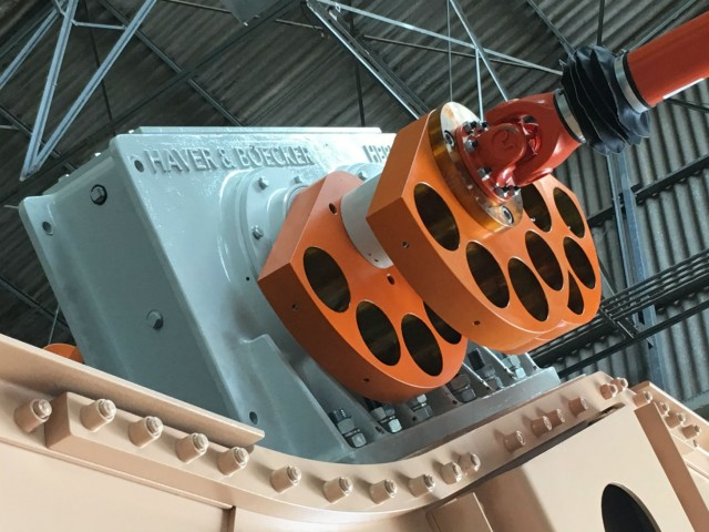 Haver Exciters, from Haver & Boecker, feature the largest static moment range on the market. Engineers fine-tune the exciters to ensure the vibrating screen has the correct static moment – or pull – for optimal screening performance in each application on any size machine.