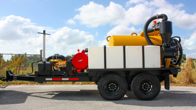 Vac-Tron Equipment new line of vacuum excavation equipment are the CV GT models and the CV SGT High CFM models.