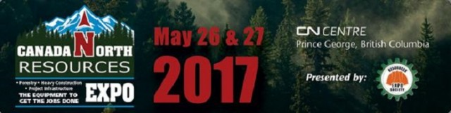 Canada North Resources Expo returning to Prince George in 2017