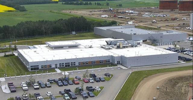 North West Redwater Partnership's Sturgeon refinery in Alberta, Canada.