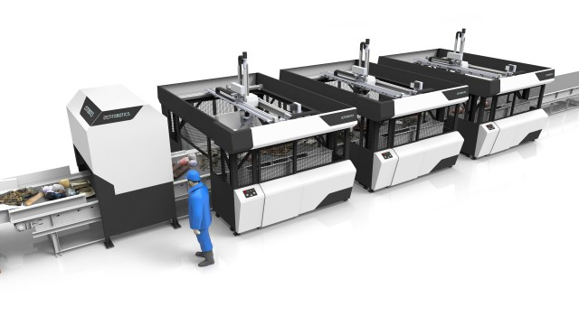 ZenRobotics Recycler upgrade for 2017 adds third arm, plastics sorting and improved usability