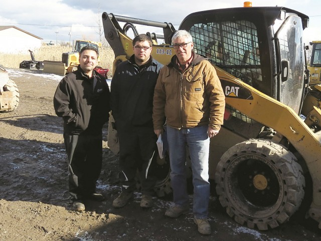 Solid decision: contractor makes the switch to Camso solid rubber tires and says goodbye to flats