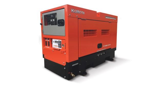 Kubota debuts new generator at POWER-GEN International