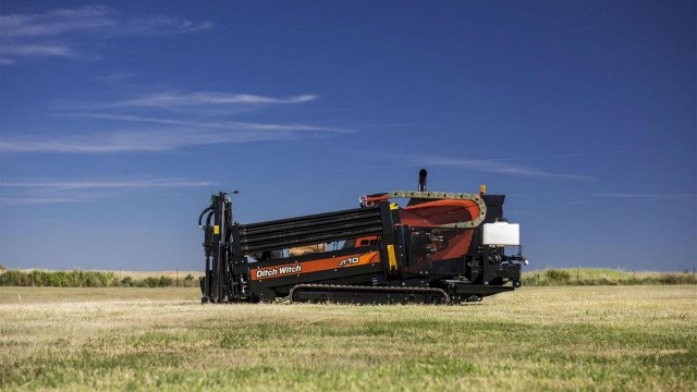 Ditch Witch Launches JT10 HDD Rig