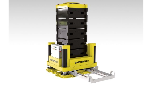 Heavy-lifting technology to be displayed at CONEXPO