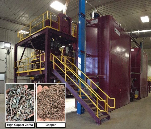 Nine million tons of auto shredder residue (ASR) goes to landfills every year, containing over 1% high-value metals. Recyclers can efficiently recover these precious metals with the RecoverMax Fines Process.