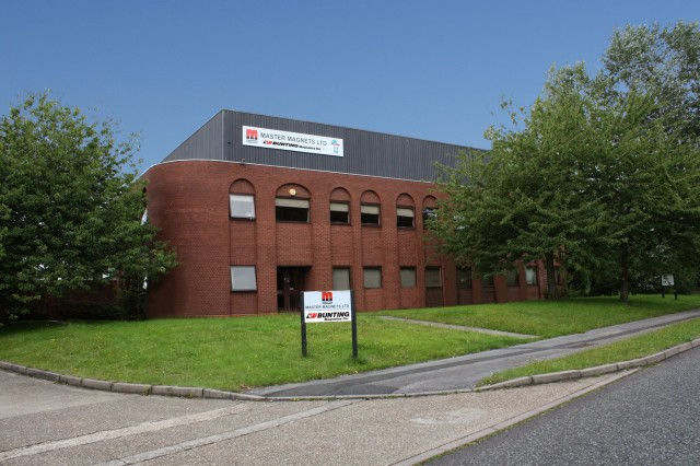 BUNTING EXPANDS GLOBAL OPERATIONS WITH ACQUISITION OF UK-BASED MASTER MAGNETS