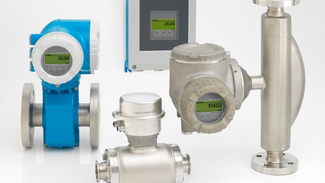 Optimized Coriolis and electromagnetic flow instruments