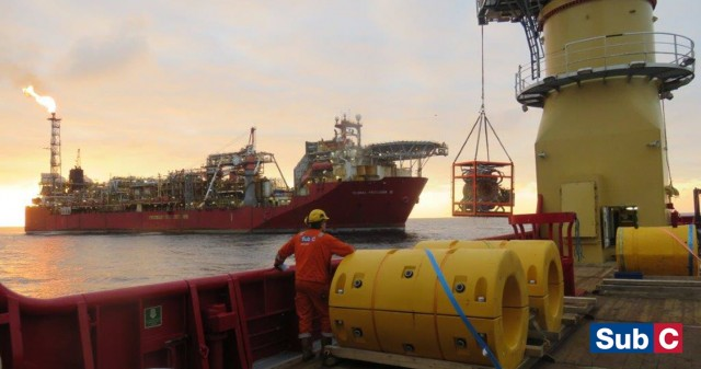 Collaboration leads to first Distributed Buoyancy Module for installation by ROV