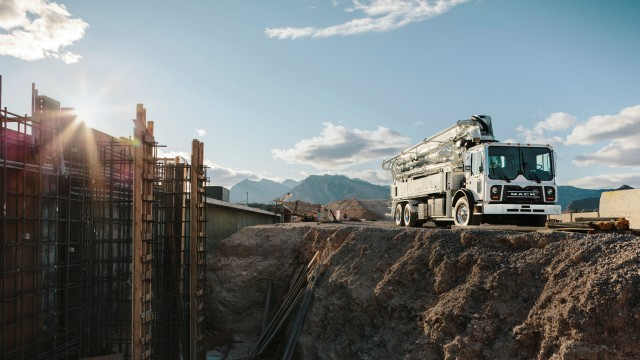WheresMyConcrete Now Available for Mack Ready-Mix Customers