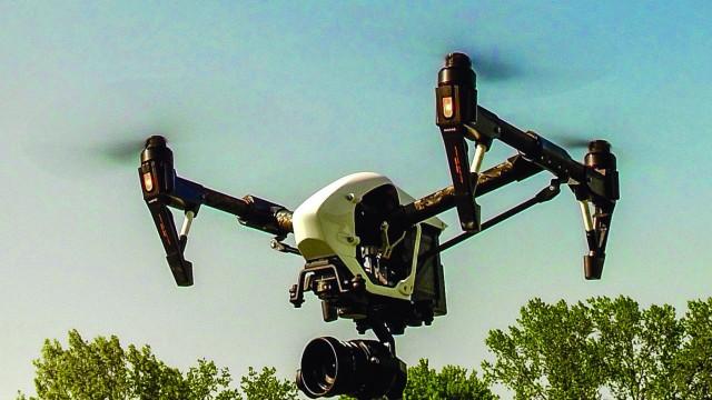 DroneView Technologies DJI Inspire One Pro drone