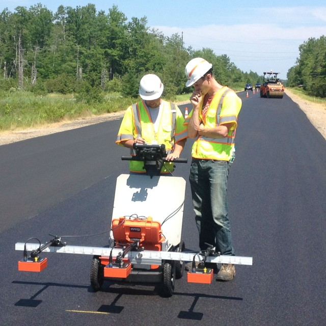 New Radio Wave Technology Assesses Asphalt Integrity