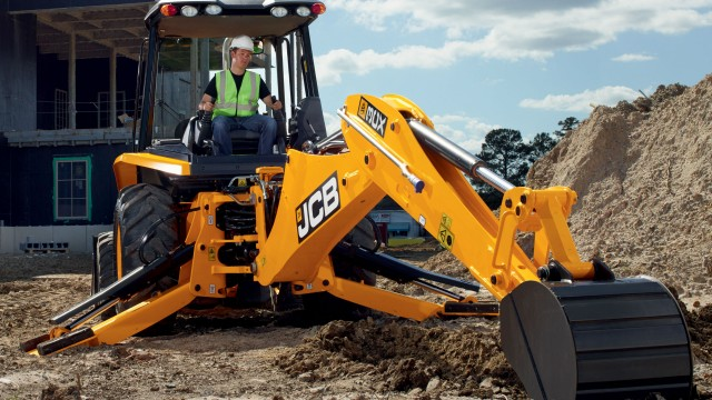 Backhoe Loaders: Product Gallery