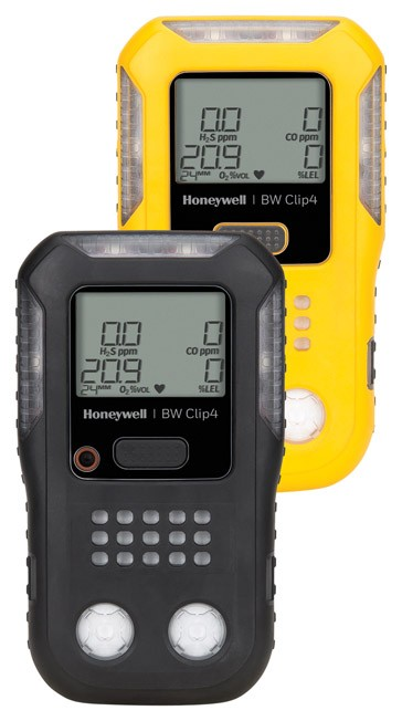 Fit-and-forget portable gas monitor offers two-year runtime