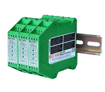 Expanded line of LVDT/RVDT signal conditioners