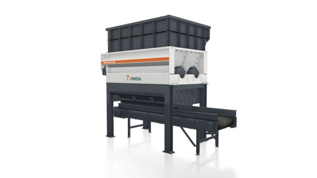 Metso shredder helps to solve municipal solid waste challenges for Jeju City, Korea
