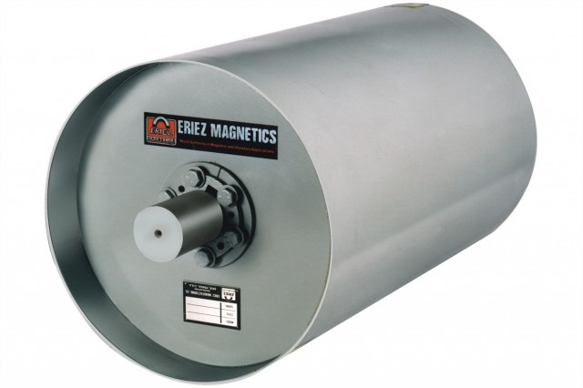 Magnetic Pulley (Recycling Industry)