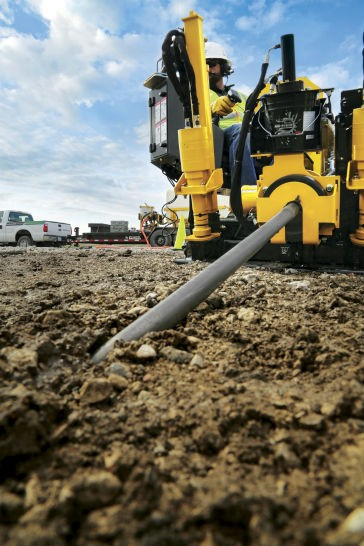 Vermeer Introduces Silver Series Drill Rod