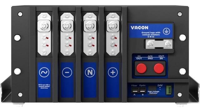 Versatility the key for new medium voltage drive line