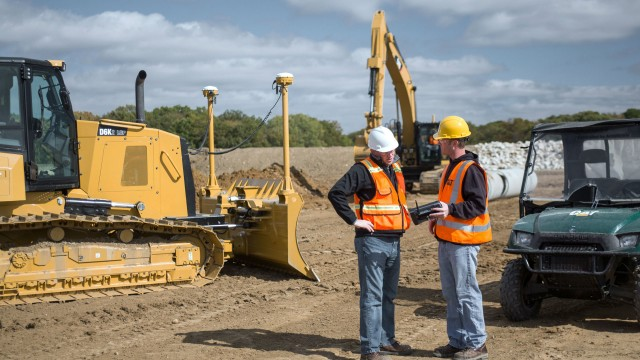 Caterpillar Launches Cat Connect Productivity Services