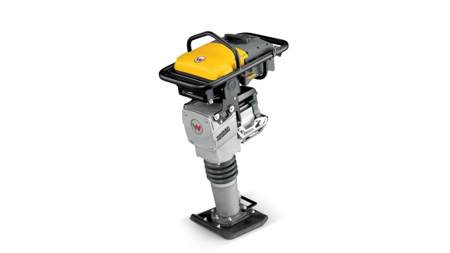 Wacker Neuson introduces the industry's first emission-free rammer