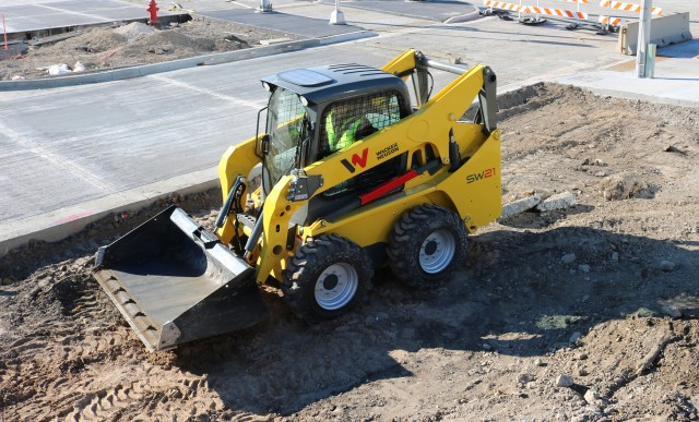 Wacker Neuson expands skid-steer and compact track loader offering