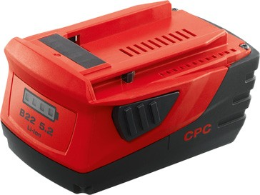 Hilti shifts cordless equipment to innovative 22-volt battery