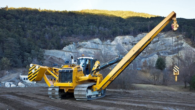 New generation high performance pipelayer launches