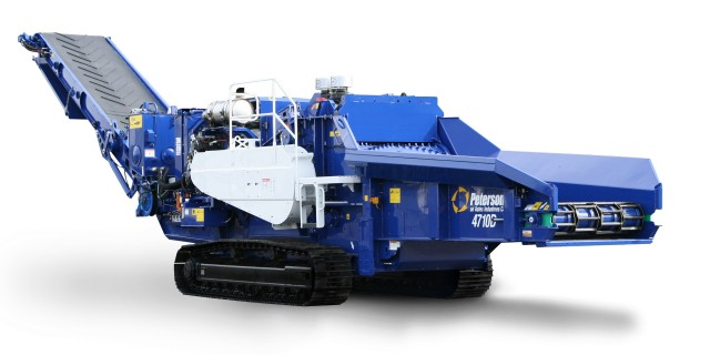 Peterson Pacific debuts all-new 4710D horizontal grinder at ConExpo-Con/Agg