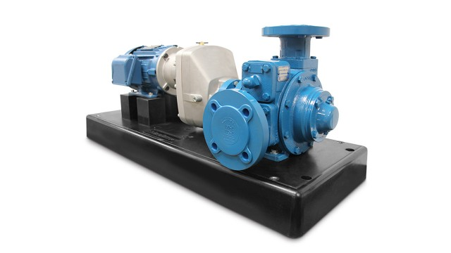 Heavy duty sliding vane pumps for general industrial applications