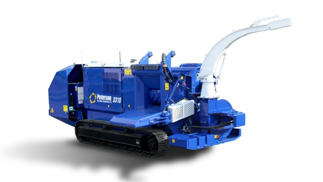 Peterson introduces latest Drum Chipper