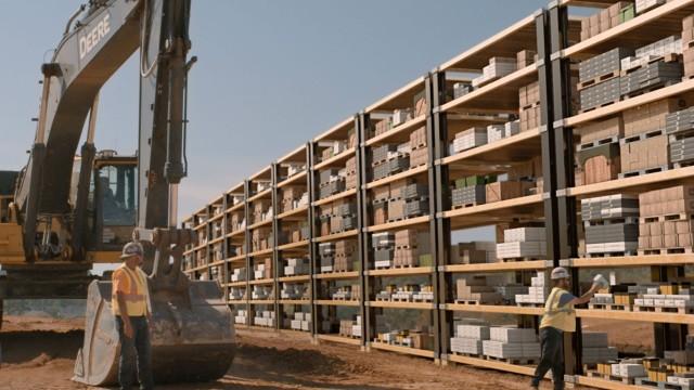 Big Parts. Big Deal. John Deere Reveals Big Parts Promise Guarantee  at CONEXPO-CON/AGG