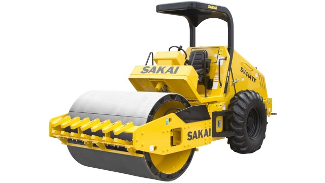 Sakai SV414 Soil Compactor