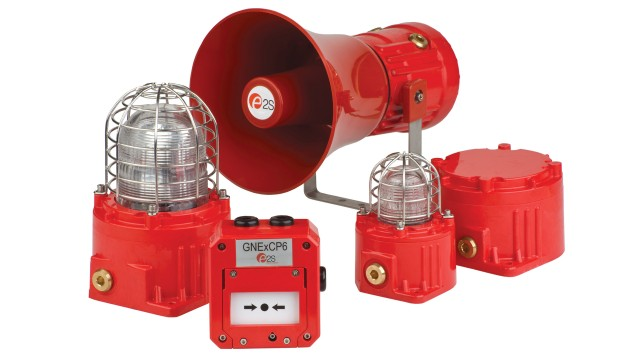 E2S shows off globally approved hazardous warning signals at OTC