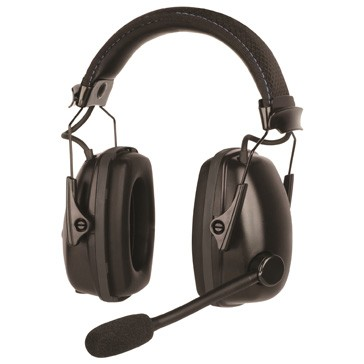 Wireless protective earmuffs integrate Bluetooth technology