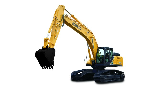 KOBELCO USA Introduces SK260 and SK300 High & Wide Excavators