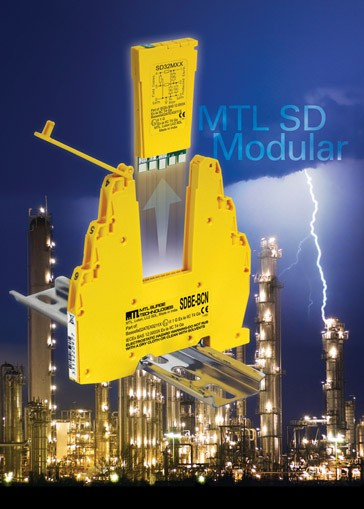 Modular device provides higher levels of surge protection