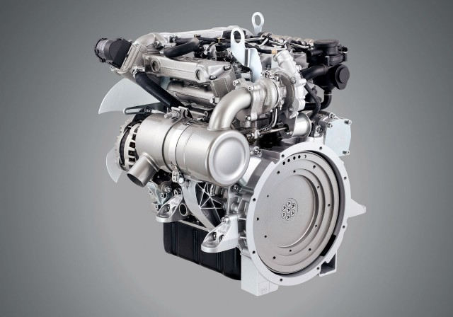 North American premiere of the new Hatz three-cylinder diesel engines