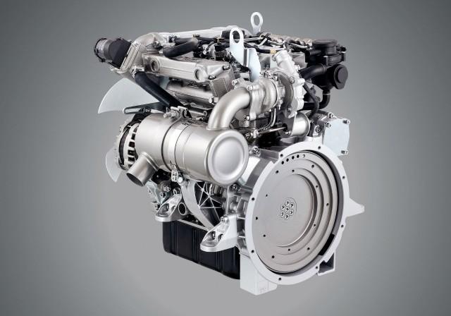 North American premiere of the new Hatz three-cylinder diesel engines