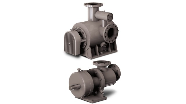 Twin screw pumps ideal for bitumen transfer applications