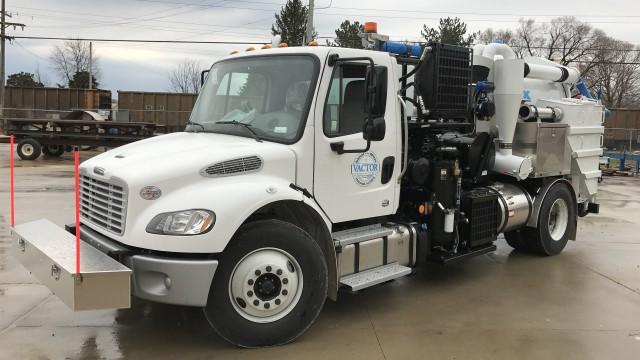 Vactor adds air-only, extreme terrain configurations of Paradigm vacuum excavator