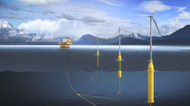 Oil recovery system powered by wind shows potential in testing
