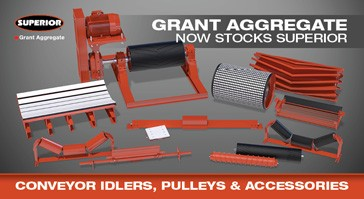 Grant Aggregate named distributor of Superior components