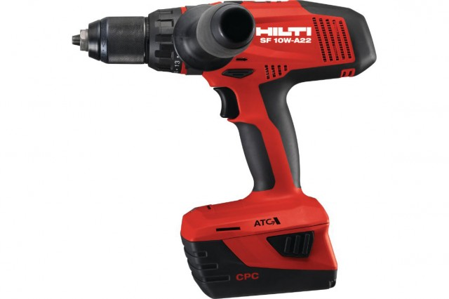 sf 10w a atc cordless hammer drill driver heavy. Black Bedroom Furniture Sets. Home Design Ideas