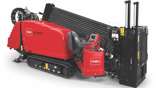 Toro launches new directional drill operating system