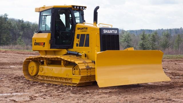 IronDirect rolls out line of Shantui crawler dozers