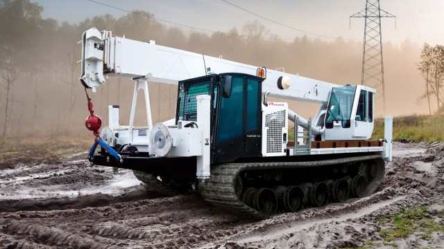 Panther utility vehicle evolving with new track and hauling options