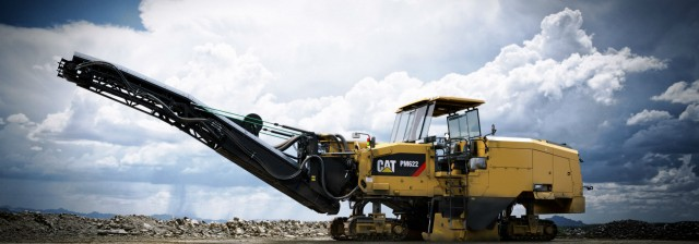 Caterpillar PM620 and PM622 Cold Planers