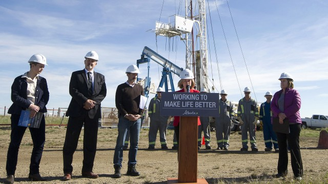 Alberta introduces legislation to add funds for orphan well cleanup
