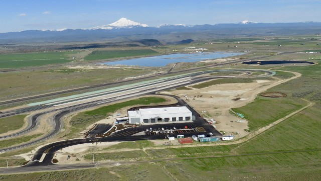 Daimler Trucks North America Celebrates the Opening of its Madras, Oregon High Desert Proving